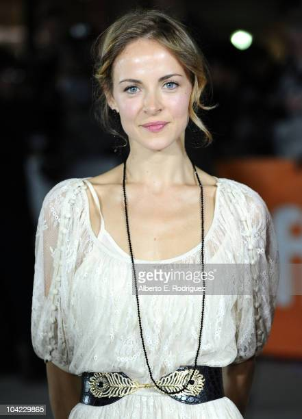 Songwriter Gemma Hayes attends 'Janie Jones' Premiere during the 35th Toronto International Film Festivalat Roy Thomson Hall on September 17 2010 in...