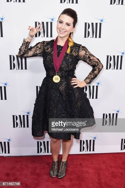 Songwriter Jesse Lee attends the 65th Annual BMI Country awards on November 7 2017 in Nashville Tennessee