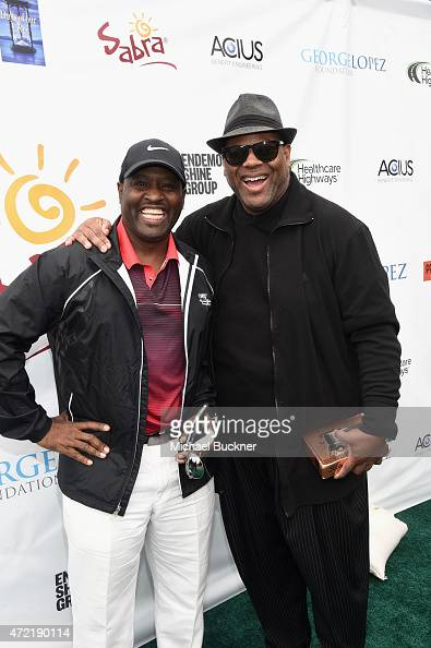 Songwriter Jimmy Jam attended the 8th Annual George Lopez Celebrity Golf Classic presented by Sabra Salsa to benefit The George Lopez Foundation on...