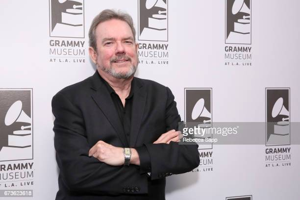Songwriter Jimmy Webb attends An Evening With Jimmy Webb at The GRAMMY Museum on April 26 2017 in Los Angeles California