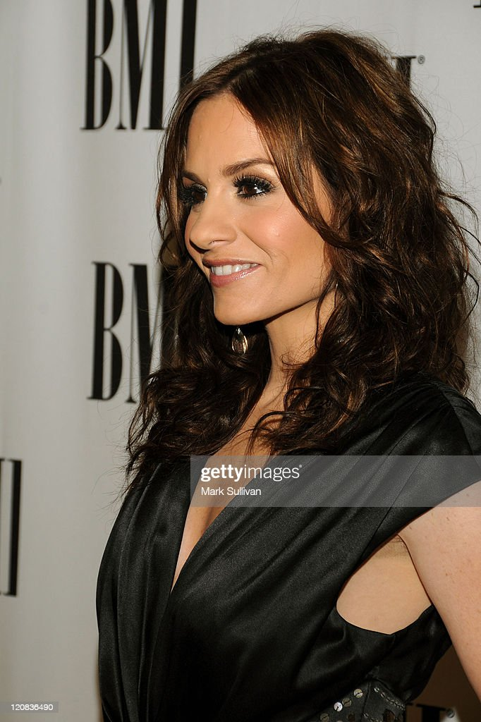 Songwriter Kara DioGuardi attends the 58th Annual BMI Pop Awards held at the Beverly Wilshire Hotel on May 18, 2010 in Beverly Hills, California.