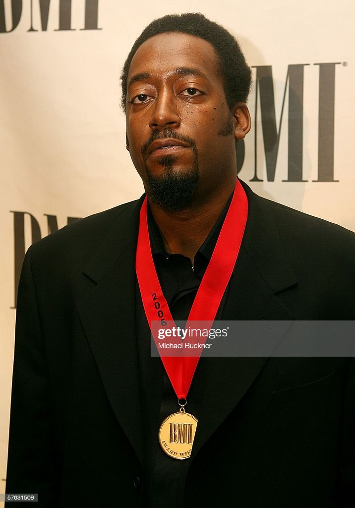 Songwriter Mark Batson arrives at the 54th Annual BMI Pop Awards at the Regent Beverly Wilshire Hotel on May 16, 2006 in Beverly Hills, California.