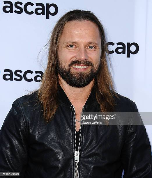 Songwriter Max Martin attends the 33rd annual ASCAP Pop Music Awards at Dolby Theatre on April 27 2016 in Hollywood California