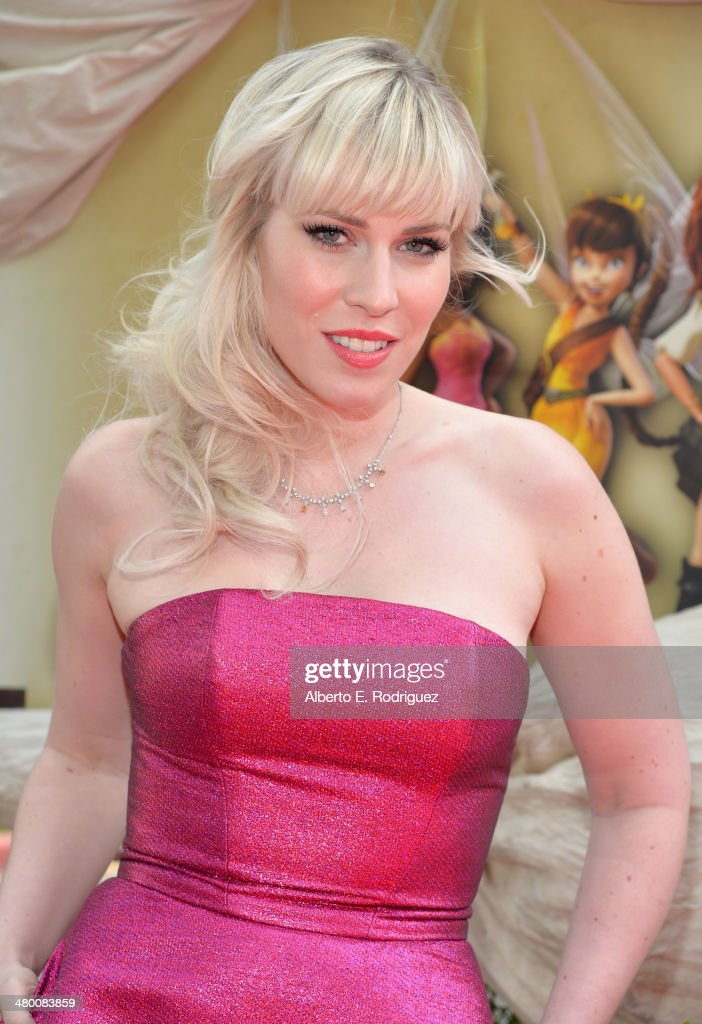 Songwriter <a gi-track='captionPersonalityLinkClicked' href=/galleries/search?phrase=Natasha+Bedingfield&family=editorial&specificpeople=171728 ng-click='$event.stopPropagation()'>Natasha Bedingfield</a> attends Disney's 'The Pirate Fairy' World Premiere at Walt Disney Studios on March 22, 2014 in Burbank, California. On Blu-ray and Digital HD April 1.