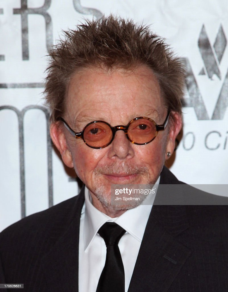 Songwriter Paul Williams attends the 2013 Songwriters Hall Of Fame Gala at Marriott Marquis Hotel on June 13, 2013 in New York City.