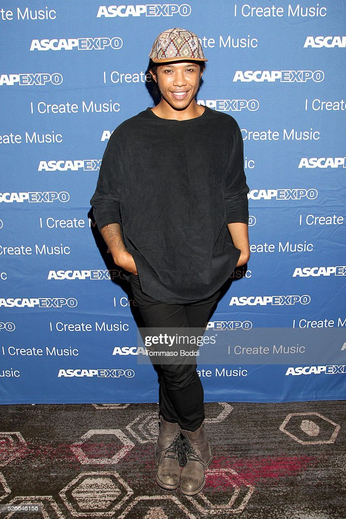 Songwriter Prince Charlez attends the 2016 ASCAP 'I Create Music' EXPO on April 30, 2016 in Los Angeles, California.