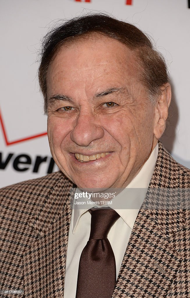 Songwriter Richard M. Sherman attends the 14th annual AFI Awards Luncheon at the Four Seasons Hotel Beverly Hills on January 10, 2014 in Beverly Hills, California.