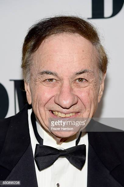 Songwriter Richard M Sherman attends the 2016 BMI Film/TV Awards at the Beverly Wilshire Four Seasons Hotel on May 11 2016 in Beverly Hills California