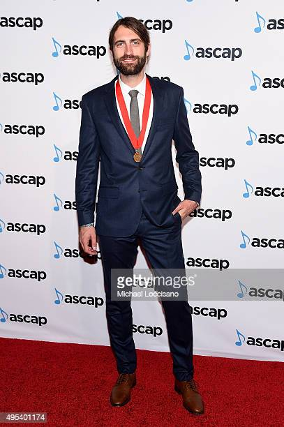 Songwriter Ryan Hurd attends the 53rd annual ASCAP Country Music awards at the Omni Hotel on November 2 2015 in Nashville Tennessee