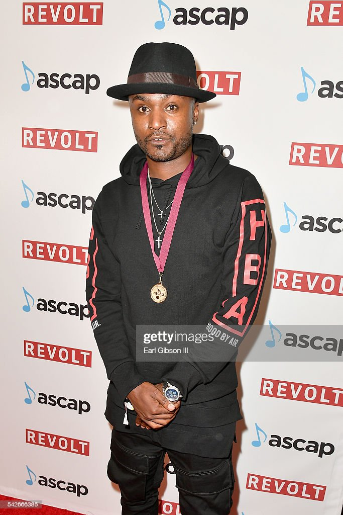 Songwriter Sam Hook attends the 2016 ASCAP Rhythm Soul Awards at the Beverly Wilshire Four Seasons Hotel on June 23 2016 in Beverly Hills California