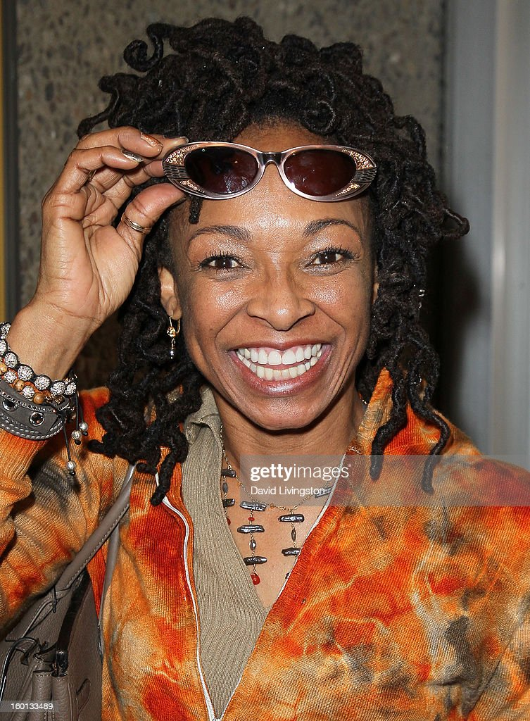Songwriter Siedah Garrett attends the 2013 NAMM Show - Day 3 at the Anaheim Convention Center on January 26, 2013 in Anaheim, California.