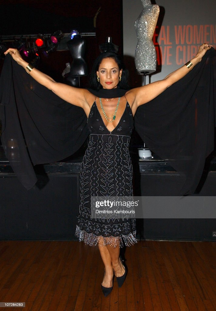 Sonia Braga during HBO Films/Newmarket Films 'Real Women Have Curves' Premiere - After-Party - New York at B.B. King's Blues Club and Grill in New York, New York, United States.