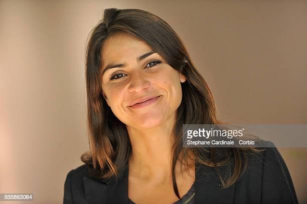 Sonia Chironi attends the 'ITele' press conference