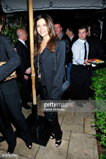 Sonia Cole attend NICOLAS BERGGRUEN's 2010 Annual Party at the Chateau Marmont on March 3 2010 in West Hollywood California