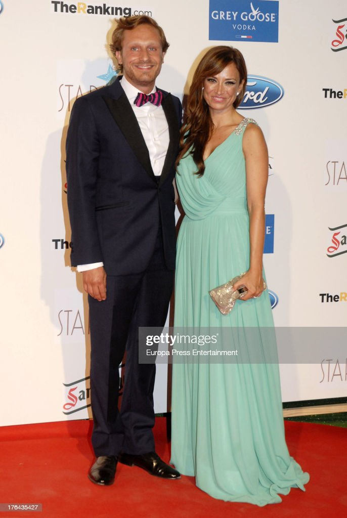 Sonia gonzalez and Juan Peña attend the 4rd annual Starlite Charity Gala on August 10, 2013 in Marbella, Spain.