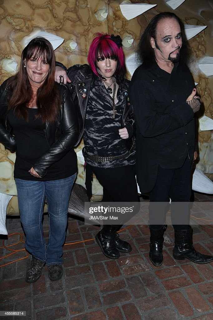 Sonia Hall Constance Hall and Cleve Hall is seen on September 16 2014 in Los Angeles California