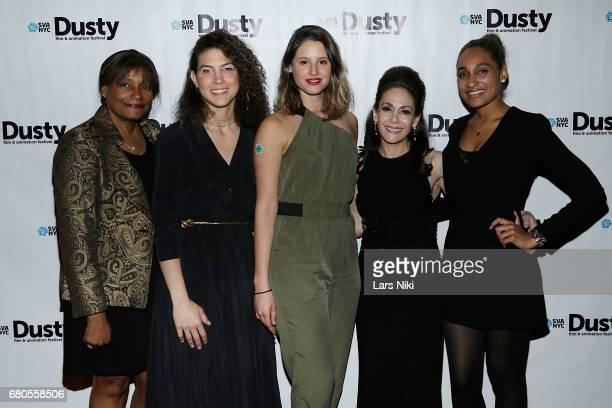 Sonia JeanBaptiste Melissa Kaslowski Kiara Mayo Dusty Film and Animation Festival Producer/Director Annie Flocco and Ingrid JeanBaptiste attend the...