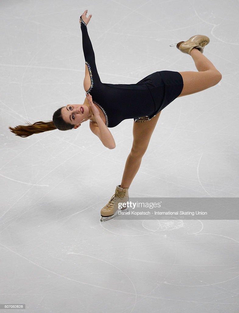 European Figure Skating Championships 2016  - Day 1