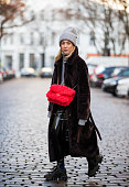 Street Style - Berlin - December 05, 2019