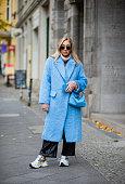 Street Style - Berlin - October 28, 2020