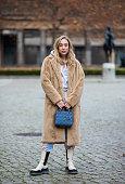 Street Style - Berlin - December 1, 2020