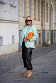 Street Style - Berlin - June 3, 2020