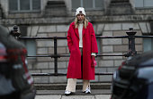 Street Style - Berlin - January 17, 2021