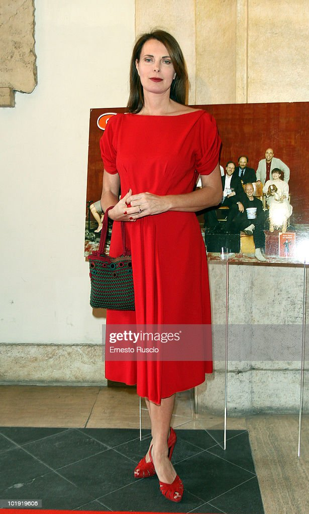 Sonia Raule attends the 'Ciak D'Oro' awards ceremony at Palazzo Valentini on June 8, 2010 in Rome, Italy.