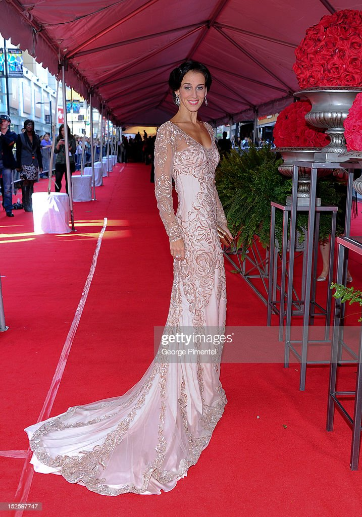 Sonia Rodriguez attends the 2012 Canada's Walk of Fame Awards at Ed Mirvish Theatre on September 22, 2012 in Toronto, Canada.