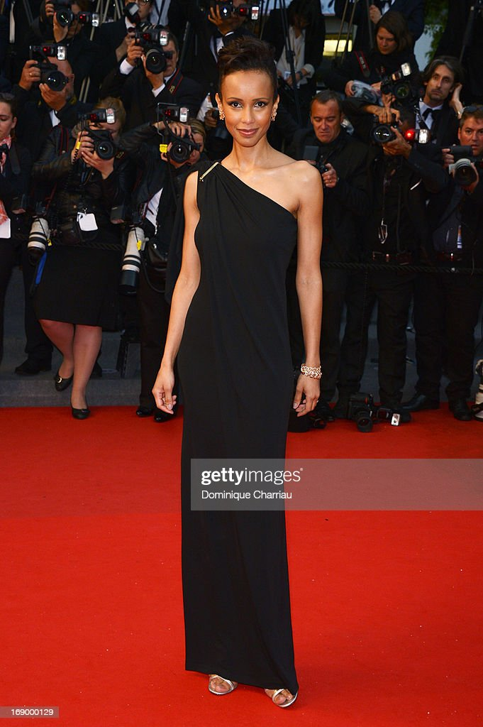 Sonia Rolland attends the Premiere of 'Jimmy P. (Psychotherapy Of A Plains Indian)' at Palais des Festivals during The 66th Annual Cannes Film Festival on May 18, 2013 in Cannes, France.