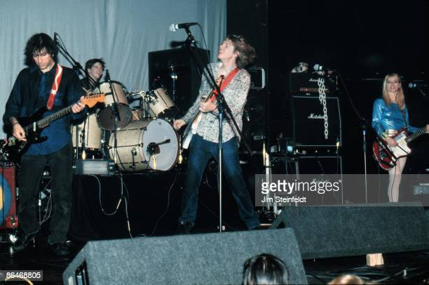 Sonic Youth perform at the Target Center in Minneapolis Minnesota on Januray 22 1991