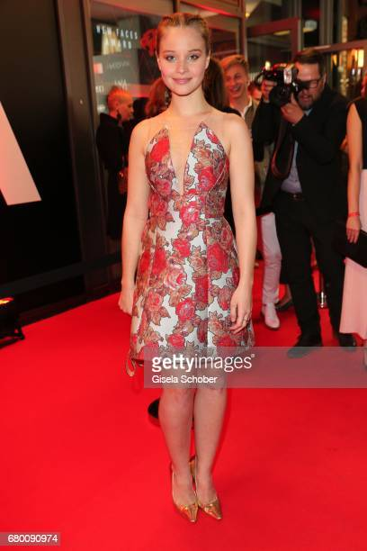 Sonja Gerhardt during the New Faces Award Film at Haus Ungarn on April 27 2017 in Berlin Germany