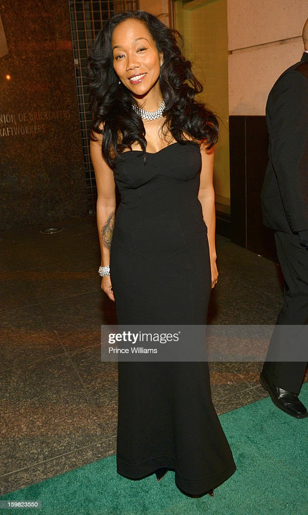 Sonja John attends The Hip-Hop Inaugural Ball II at Harman Center for the Arts on January 20, 2013 in Washington, DC.