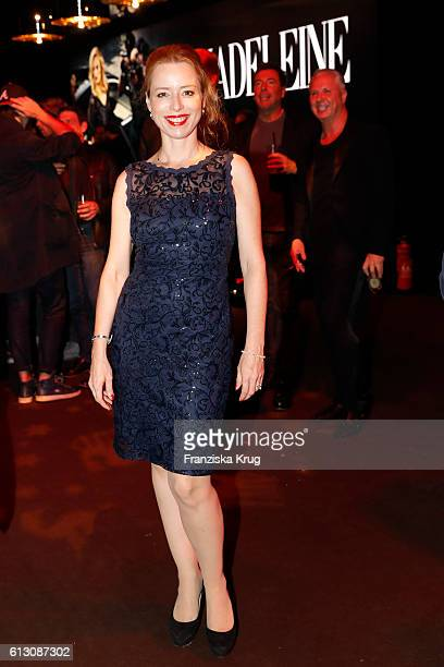 Sonja Kerskes attends the Tribute To Bambi at Station on October 6 2016 in Berlin Germany
