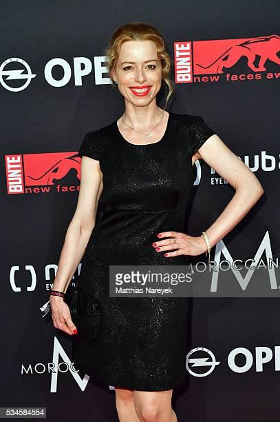 Sonja Kerskes during the New Faces Award Film 2015 at ewerk on May 26 2016 in Berlin Germany
