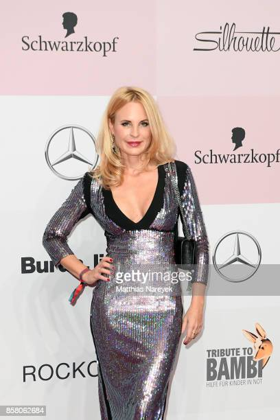 Sonja Kiefer attends the Tribute To Bambi at Station on October 5 2017 in Berlin Germany