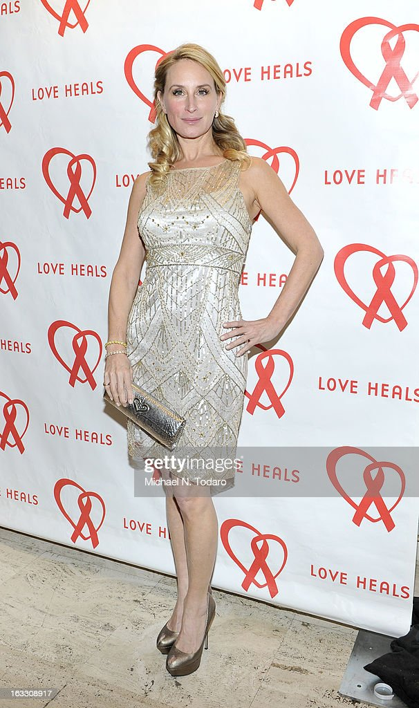 Sonja Morgan attends the 2013 Gala By Love Heals at The Four Seasons Restaurant on March 7, 2013 in New York City.