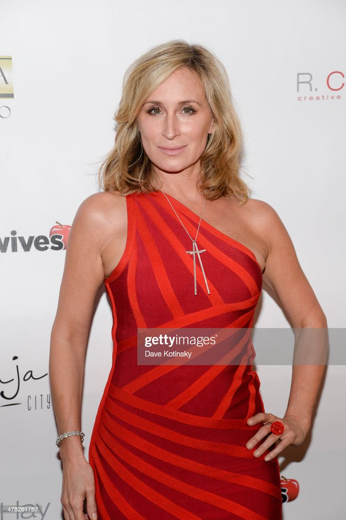 <a gi-track='captionPersonalityLinkClicked' href=/galleries/search?phrase=Sonja+Morgan&family=editorial&specificpeople=6346743 ng-click='$event.stopPropagation()'>Sonja Morgan</a> attends the 'The Real Housewives Of New York City' season six premiere party on March 12, 2014 in New York, United States.