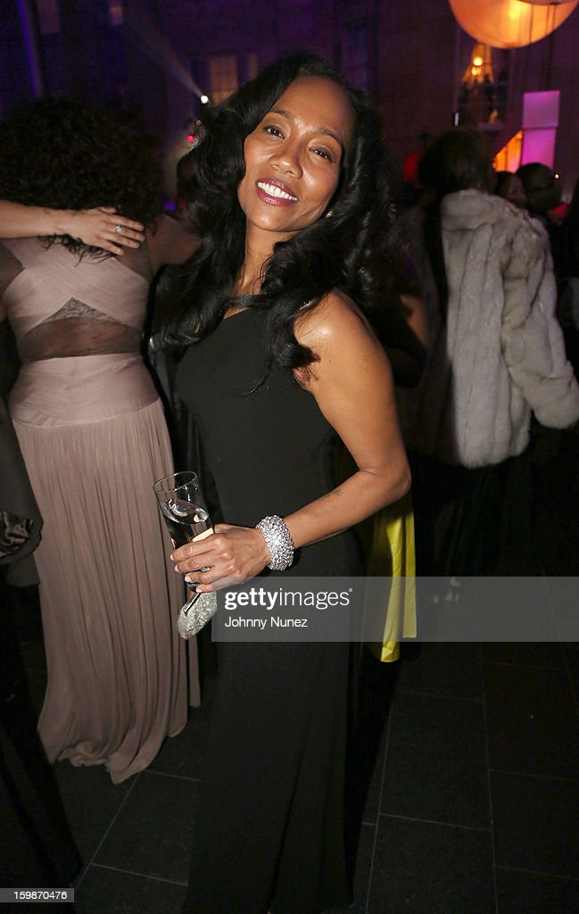 Sonja Sohn attends the 2013 BET Networks Inaugural Gala at Smithsonian National Museum Of American History on January 21, 2013 in Washington, United States.
