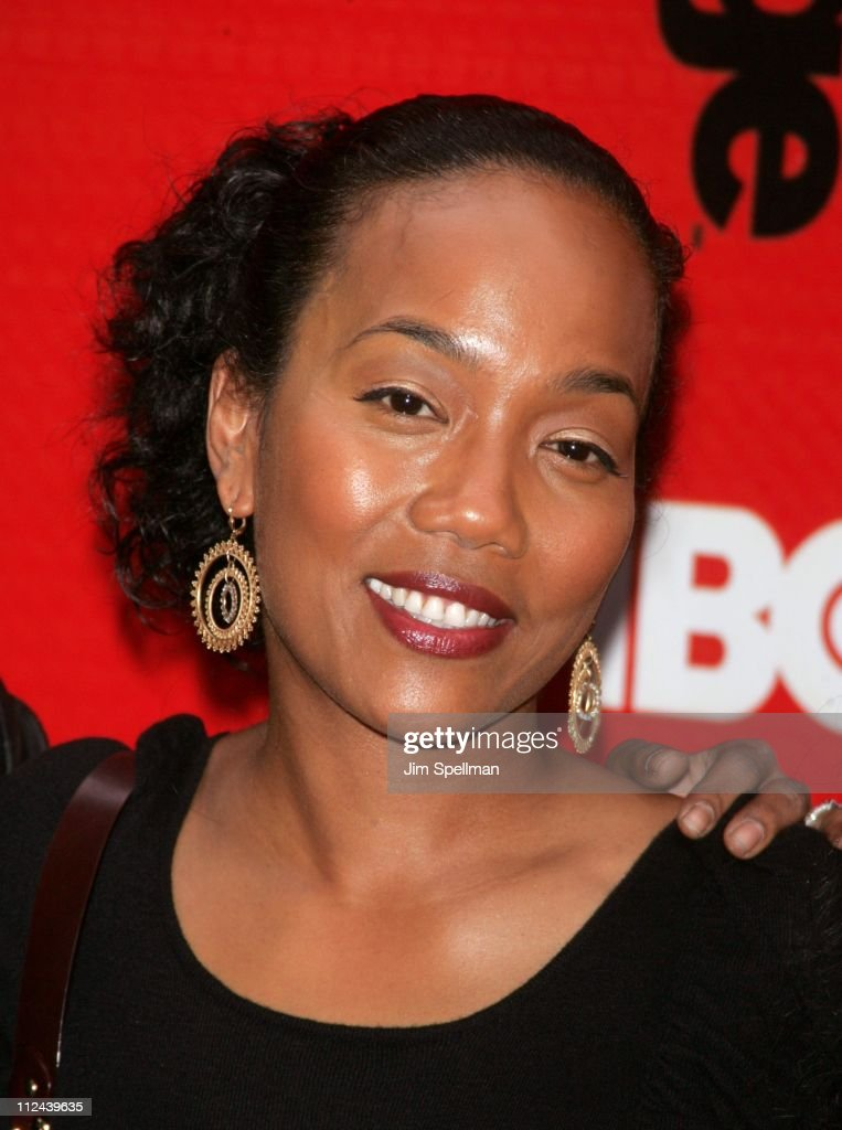 Sonja Sohn during 'Entourage' Season 4 Premiere Arrivals at Zeigfeld Theatre in New York City New York United States