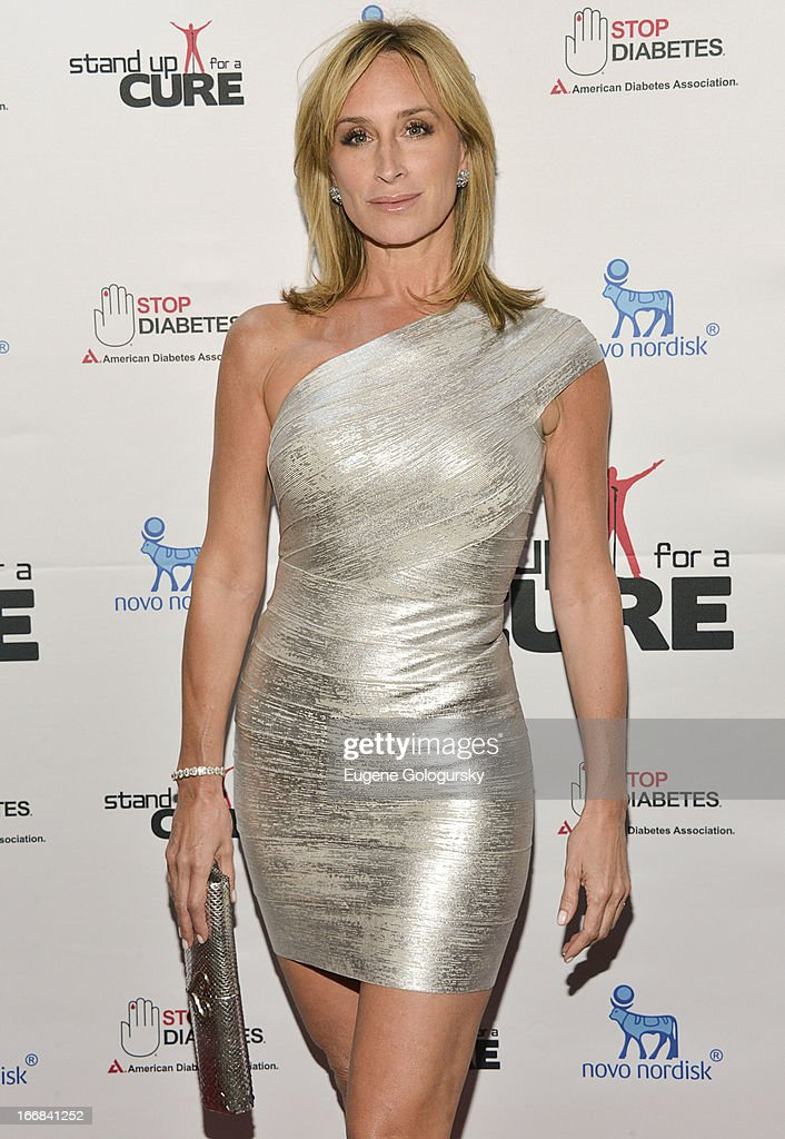 Sonja Tremont Morgan attends Stand Up For A Cure 2013 at The Theater at Madison Square Garden on April 17, 2013 in New York City.