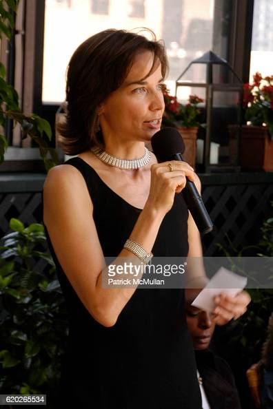 Sonja Winther attends Stephanie Seymour and Patrice Kretz Celebrate the Chantelle Ad Campaign at The Gramercy Park Hotel Private Roof Club and Garden...