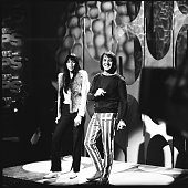 Sonny and Cher perform on Top of the Pops TV show London 1965