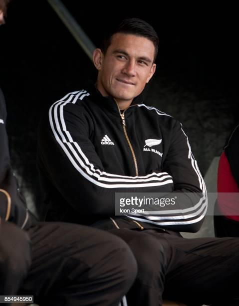 Sonny Bill Williams Coupe du Monde de Rugby 2011
