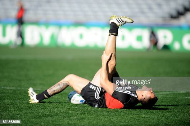 Sonny Bill Williams Entrainement Nouvelle ZelandeAuckland