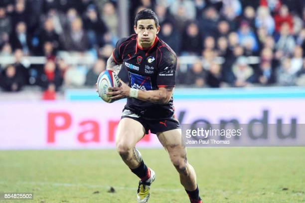 Sonny Bill WILLIAMS Bourgoin / Toulon 18eme journee de Top14