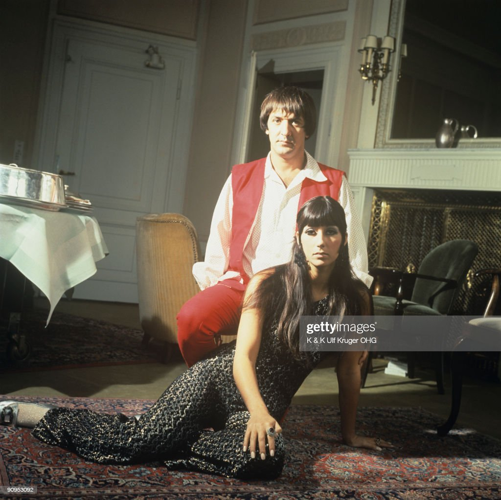 <a gi-track='captionPersonalityLinkClicked' href=/galleries/search?phrase=Sonny+Bono&family=editorial&specificpeople=208307 ng-click='$event.stopPropagation()'>Sonny Bono</a> and Cher in Hamburg, Germany in 1966.