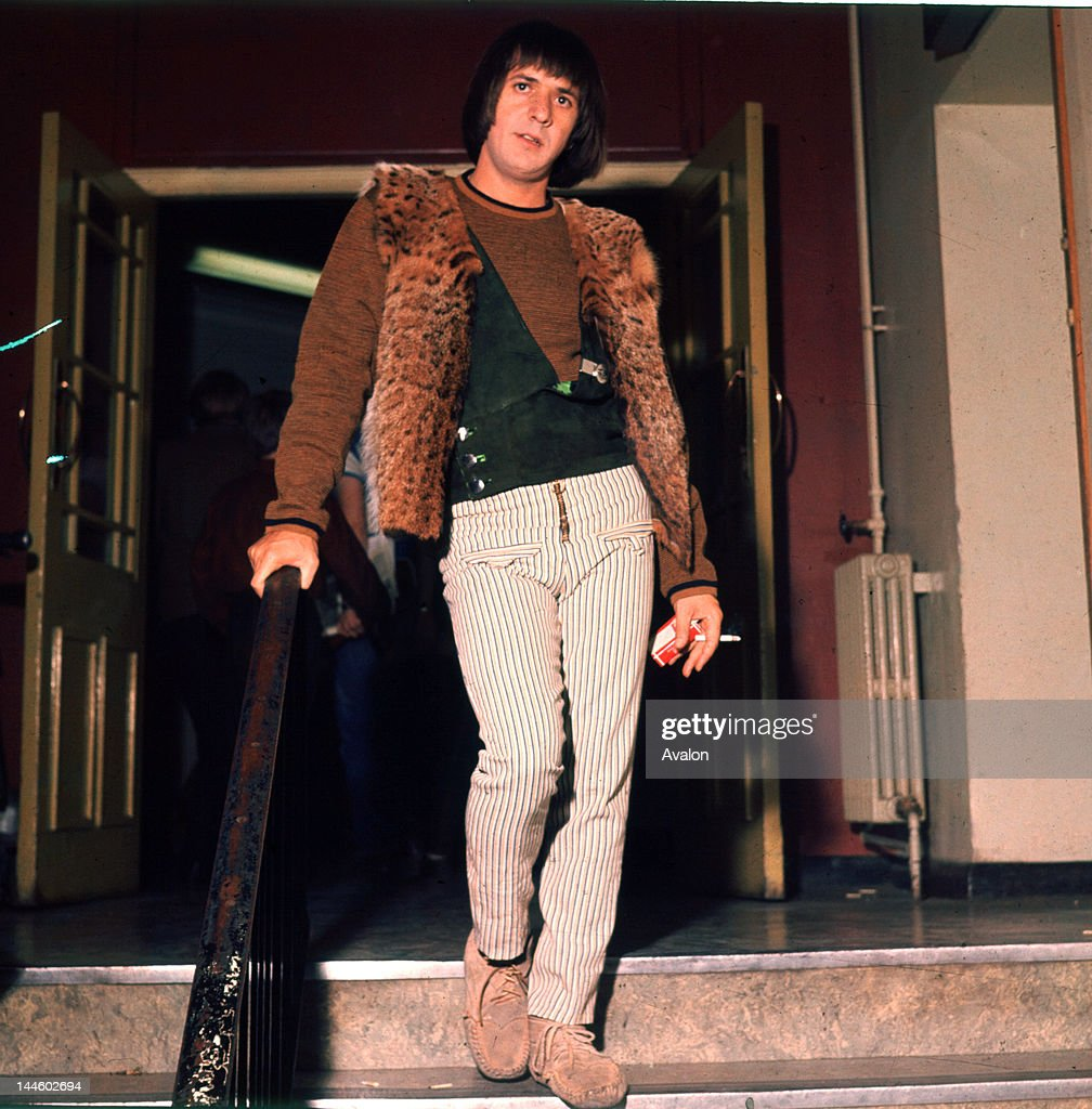 Sonny Bono photographed after performing live for a TV recording on June 9 1965 Job 79146 Ref KCN