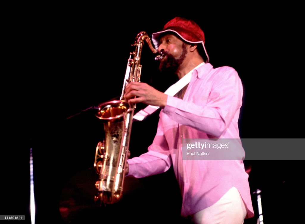 Sonny Rollins in Concert - March 1, 1981