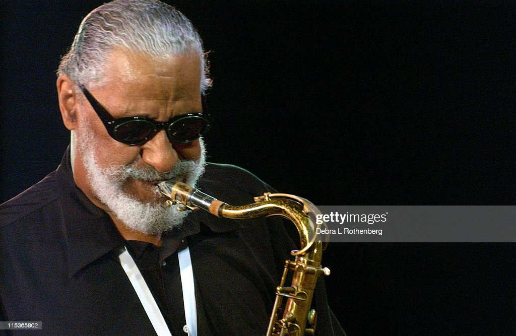 "Sonny Rollins Performs at Lincoln Center's Opening Night ""Out Of Doors"